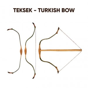 busur panah teksek turkish